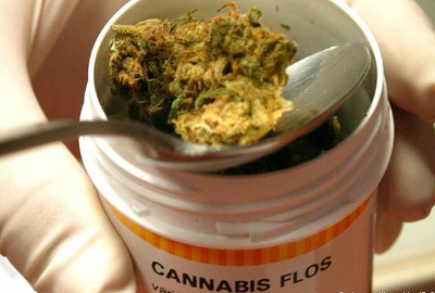 medical marijuana flos